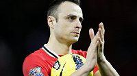 Dimitar Berbatov ještě v dresu United.