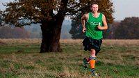 Rob Young na své neuvěřitelné běžecké cestě.