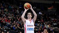 Basketbalista Vojtěch Hruban