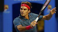 Roger Federer na Australian Open.