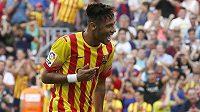 Neymar rozhodl o výhře Barcelony nad Athletikem Bilbao.