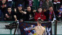 Fotbalová Plzeň bude platit za chování fanoušků (ilustrační foto)