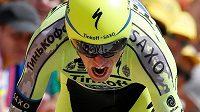 Roman Kreuziger na letošní Tour de France.