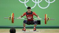 Mongolský vzpěrač Čagnádordž Usuchbajar se stal sedmým sportovcem, který na olympiádě v Riu neprošel dopingovým testem.