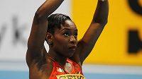 Murielle Ahouréová, sprinterka z Pobřeží slonoviny