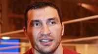Ukrajinský boxer Vladimir Kličko se nakonec s Povětkinem utká.