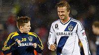Legenda se synem. Brooklyn Beckham by nyní mohl vykročit ve stopách slavného otce Davida.