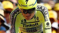 Italský cyklista Ivan Basso se po operaci rakovinového nádoru vrací k cyklistice.