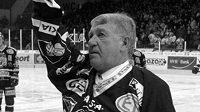 Jaroslav Nedvěd starší zemřel ve věku 74 let.