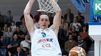 Basketbalisté Děčína porazili v rozhodujícím čtvrtfinálovém duelu Opavu (archivní foto)