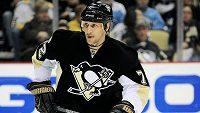 Alexej Kovaljov v dresu Penguins na snímku z roku 2011.