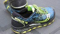 Boty Saucony Nomad TR: Mnohá netradiční řešení na pohodlných trailových botkách.