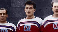 Zdeněk Marek pomohl v roce 1949 vybojovat československým hokejistům ve Stockholmu titul mistrů světa.