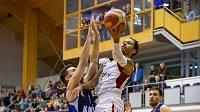 Ilustrační foto: Basketbalisté Svitav smazali v poslední minutě zápasu v Brně pětibodové manko a výhrou 83:82 si upevnili třetí místo v ligové tabulce.