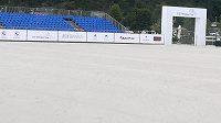 Chuchle Arena Praha se připravuje na čtyřdenní podnik CSIO3* Prague Cup 2020.