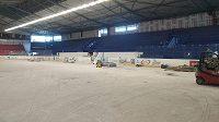 Stadion hokejistů Liptovského Miikuláše prochází úpravou, proto musí domácí hráči hrát před svými fanoušky na cizích stadionech.