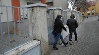 Kriminalisté vycházejí z domu v Prostějově, kde bydlí Petra Kvitová.