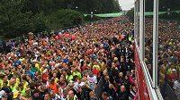 Ilustrační foto: Někdy se můžete chystat na půlmaratón, ale pásmo v rukou organizátorů určí jinak.