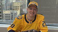 Luke Prokop – první hráč v historii NHL, který přiznal, že je gay.