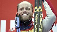 Nor Martin Johnsrud Sundby, suverén posledních let v běhu na lyžích.