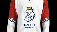 2018 - Český hokej vstupuje do další éry, národní tým bude od sezóny 2018/2019 nastupovat ve zcela nových dresech. Státní znak je nahrazen lvem.