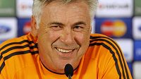 Trenér Realu Madrid Carlo Ancelotti