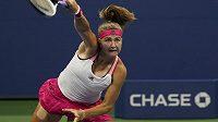 Karolína Muchová zatím na letošním US Open neztratila ani set.