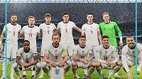 Anglický fotbalový tým čelil na fotbalovém EURU rasismu po prohraném rozstřelu ve finále.