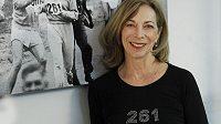 Kathrine Switzer je dnes 68 let. Stále běhá.