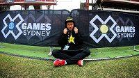 Libor Podmol bude závodit na X-Games v Austrálii.