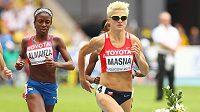 Lenka Masná si v Moskvě doběhla pro postup do semifinále mistrovství světa.