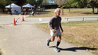 Doyle Carpenter při závodu Endless Mile.