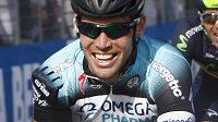 Vyhlášený britský spurtér Mark Cavendish vyhrál šestou etapu Gira d´Italia.