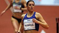 Zuzana Hejnová se dočká další medaile