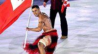 Tongan Pita Taufatofua se chystá na své třetí olympijské hry. Ve kterém sportu bude svoji zemi reprezentovat tentokrát?