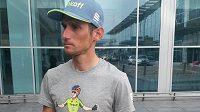 Roman Kreuziger po návratu z Tour de France 2016.