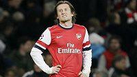 Tomáš Rosický by prý měl v Arsenalu místo i po jeho prodeji.