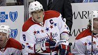 Hvězda hokejistů Washingtonu Alexandr Ovečkin.