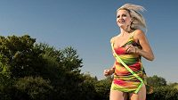 Kateřina Kašparová: Běhám si, ani nevím jak!