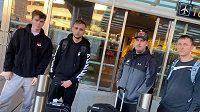 Sestava Sinners dorazila do Stockholmu, kde se účastní turnaje IEM Fall.