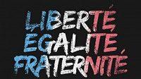 Vzkaz Joeya Bartona na twitteru: Liberté, Egalité, Fraternité. Čili Svoboda, Rovnost a Bratrství.