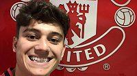 Fotbalisté Manchesteru United získali z druholigového klubu Swansea křídelního útočníka Daniela Jamese.