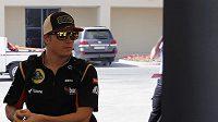 Pilot formule 1 Kimi Räikkönen