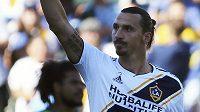 Zlatan Ibrahimovic zůstává v LA Galaxy