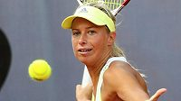 Andrea Hlaváčková vyhrála tenisový turnaj žen kategorie ITF v Plzni.
