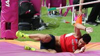 Janu Kudličkovi kvalifikace mistrovství světa v Londýně nevyšla.