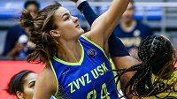 Basketbalistky USK jsou kvůli koronaviru v karanténě