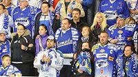 Fanoušci Komety Brno mohli být z výkonu svých hokejistů proti Třinci spokojení.