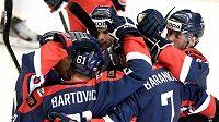 Slovenští hokejisté se možná posily ze zámoří nedočkají.
