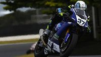 Český jezdec Ondřej Ježek vstupuje do své druhé sezóny mistrovství světa superbiků na stroji Yamaha YZF–R1.